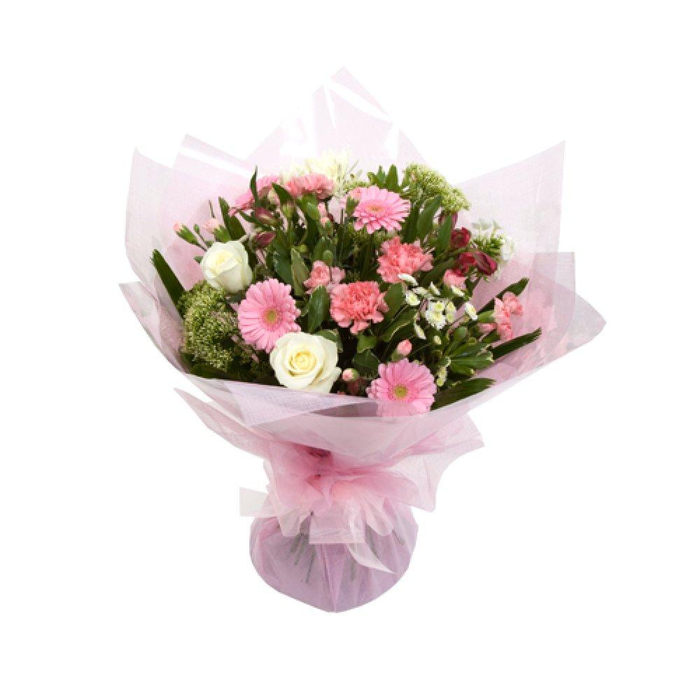 Pretty in pink cascade florist pretty in pink mightylinksfo