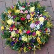 16 inch Wreath
